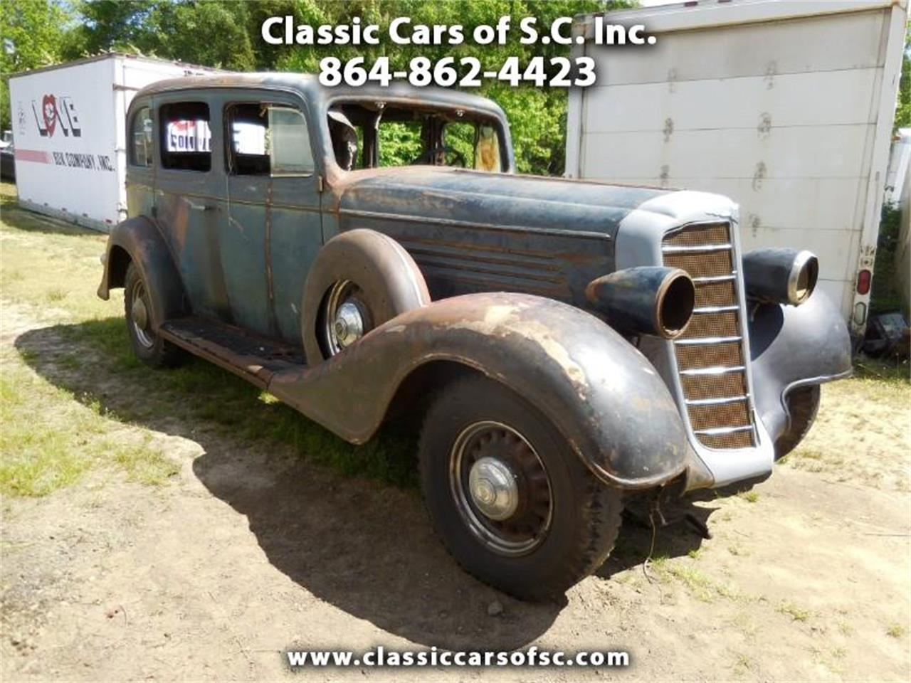 Large Picture of Classic 1935 Series 40 Offered by Classic Cars of South Carolina - Q122