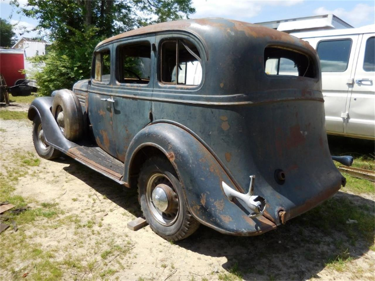 Large Picture of Classic 1935 Series 40 - $7,500.00 Offered by Classic Cars of South Carolina - Q122
