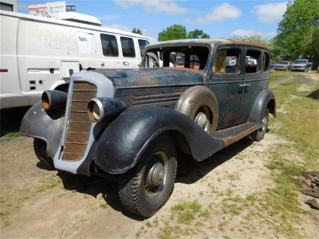 Large Picture of '35 Buick Series 40 - $7,500.00 - Q122