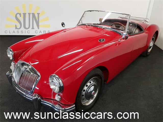 Picture of '57 MGA 1500 - Q12C