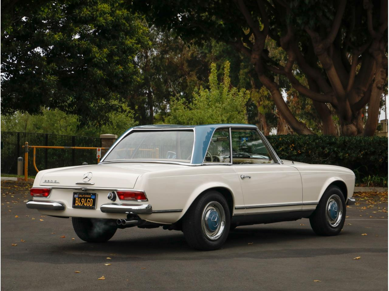 Large Picture of '66 230SL - Q12F