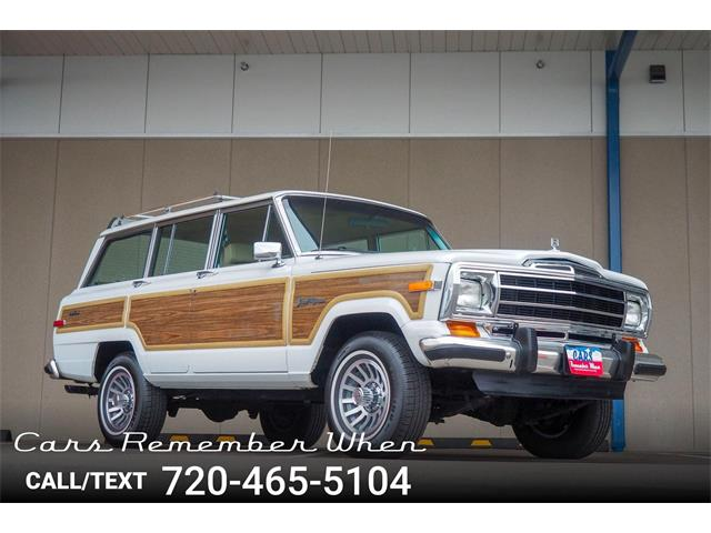 Picture of '91 Grand Wagoneer - Q12N