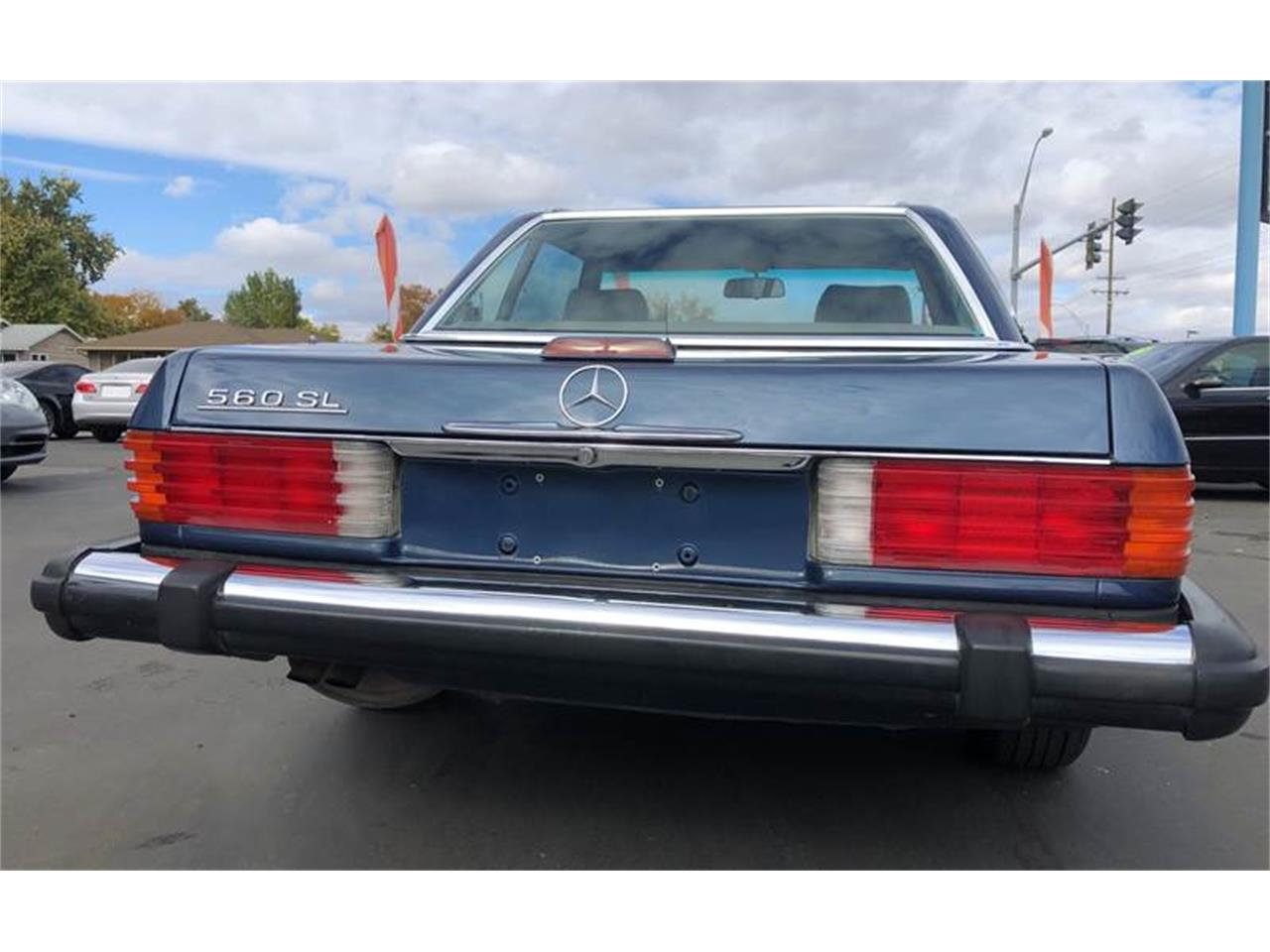 Large Picture of '88 560SL - PXZH