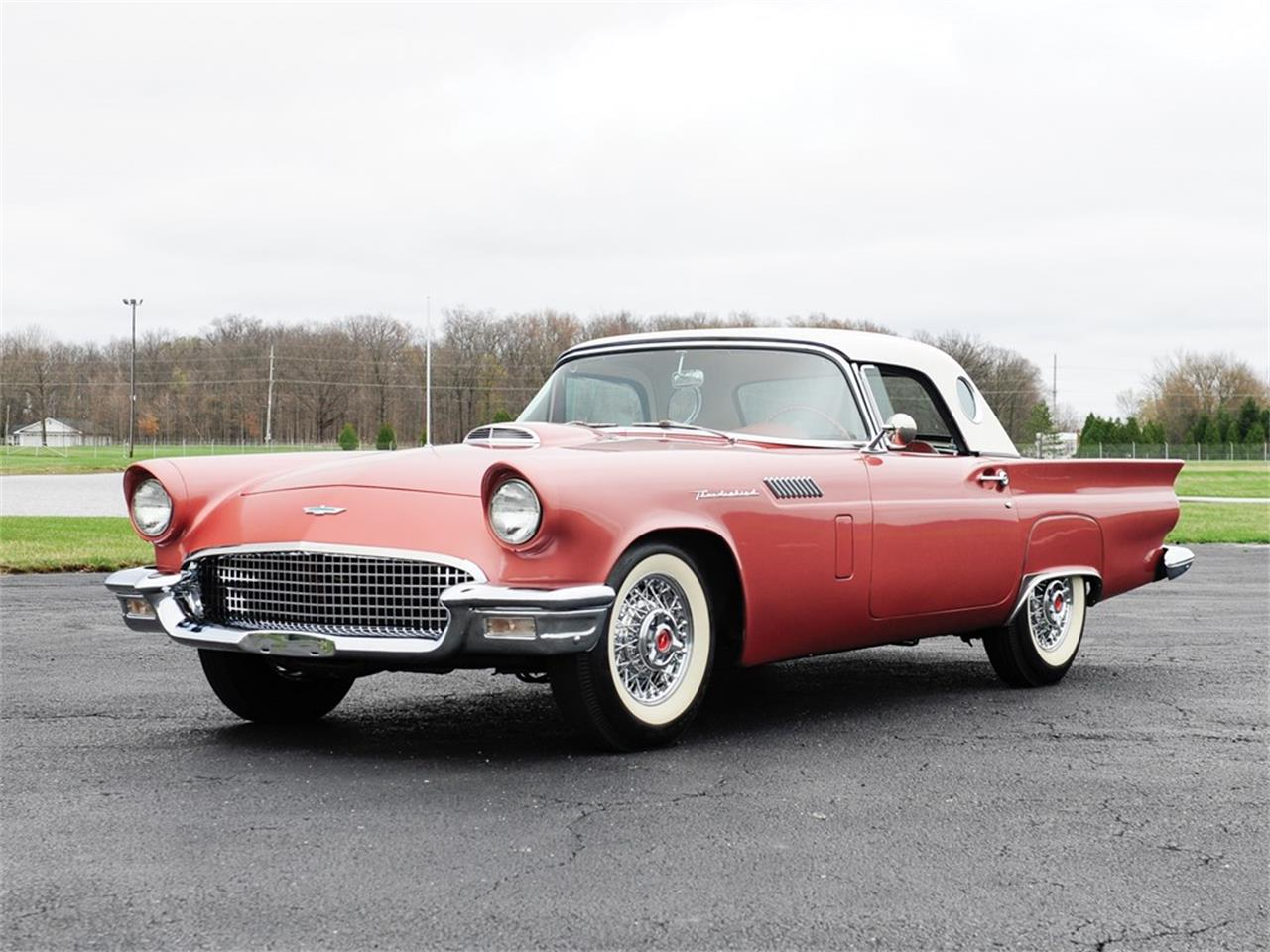Large Picture of 1957 Ford Thunderbird located in Auburn Indiana - Q12Q