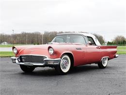Picture of 1957 Ford Thunderbird located in Indiana Auction Vehicle - Q12Q