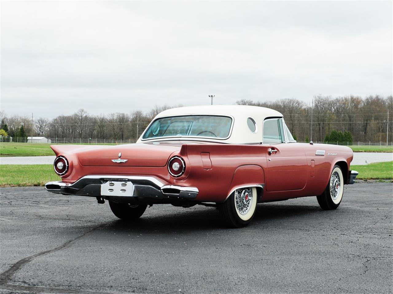 Large Picture of Classic '57 Thunderbird located in Auburn Indiana Offered by RM Sotheby's - Q12Q