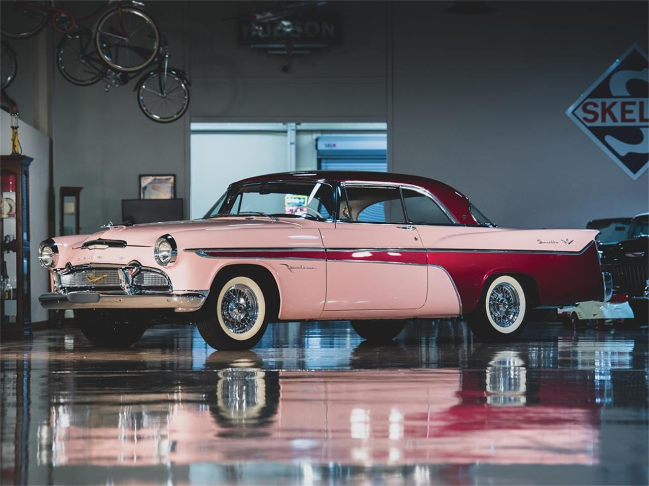 Large Picture of 1956 DeSoto Firedome located in Auburn Indiana Auction Vehicle Offered by RM Sotheby's - Q12R