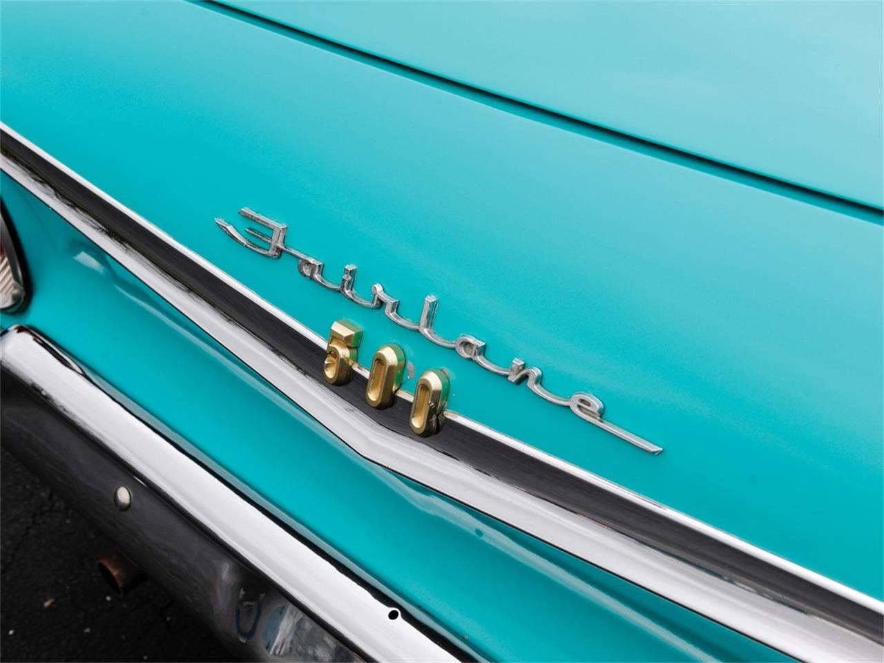 Large Picture of '59 Ford Galaxie Skyliner located in Indiana Offered by RM Sotheby's - Q12T