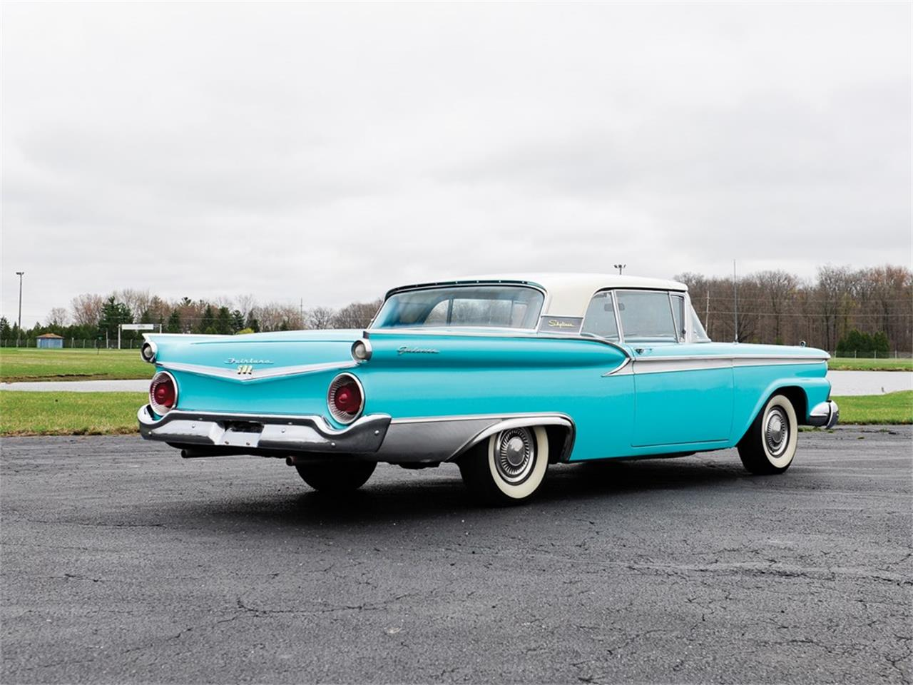 Large Picture of 1959 Ford Galaxie Skyliner located in Indiana - Q12T