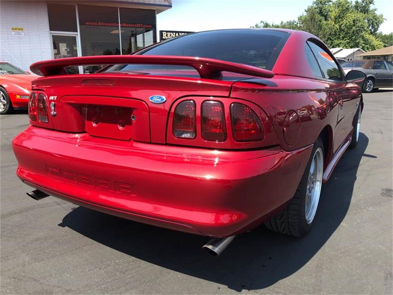 Large Picture of '96 Mustang Cobra - PXZI