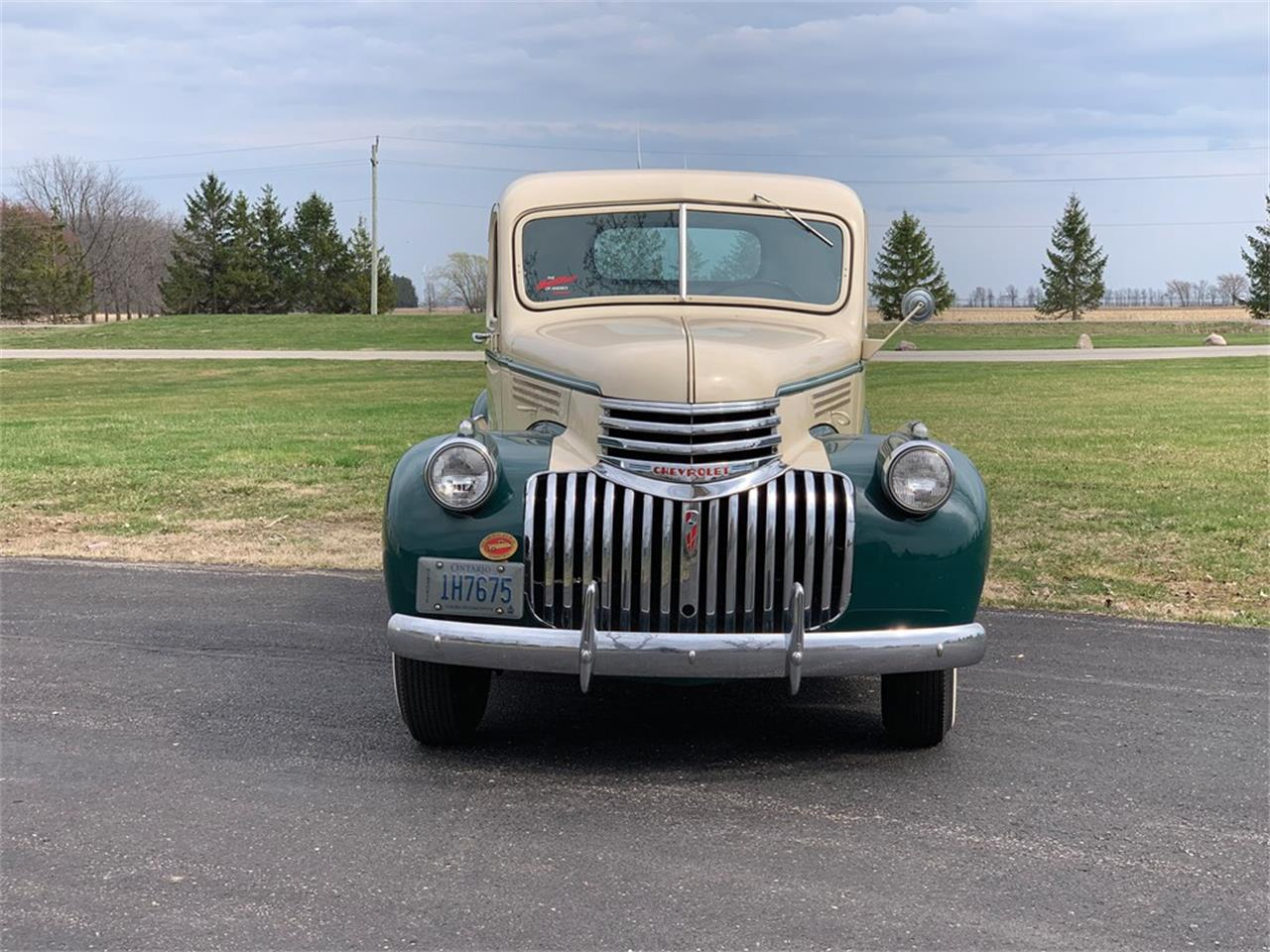 Large Picture of '46 Pickup - Q130