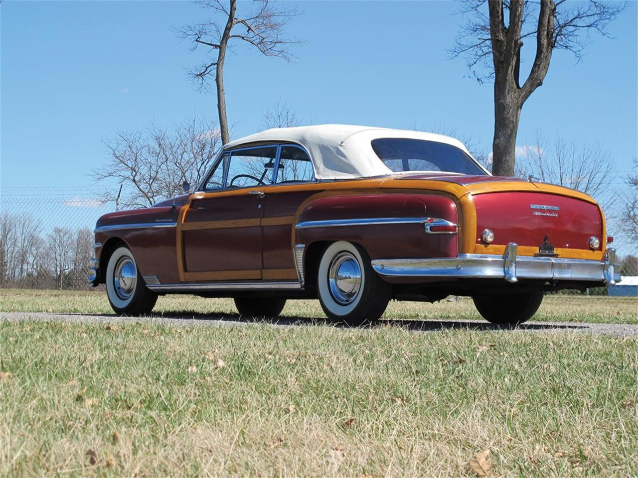 Large Picture of '49 Chrysler Town & Country Auction Vehicle Offered by RM Sotheby's - Q133