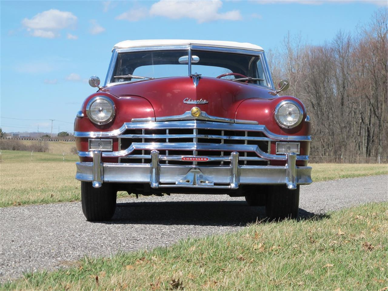 Large Picture of Classic 1949 Town & Country located in Indiana Offered by RM Sotheby's - Q133