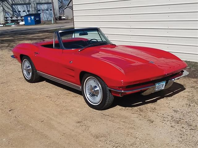 Picture of '64 Corvette Stingray - Q13O