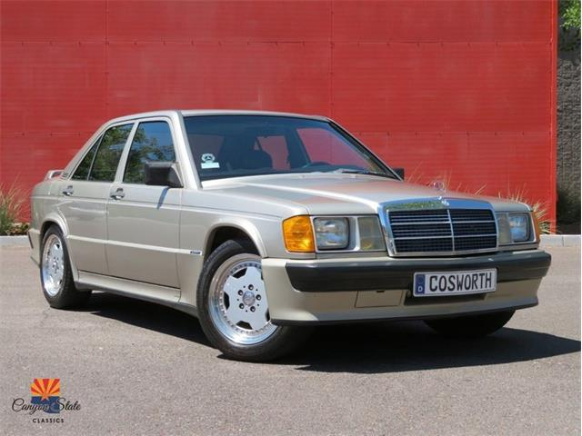 Picture of '86 190E - Q146