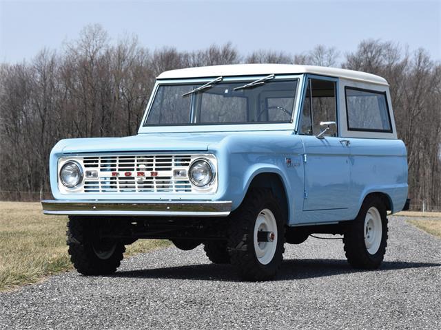 Picture of '68 Bronco - Q158