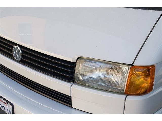 1993 Volkswagen Van