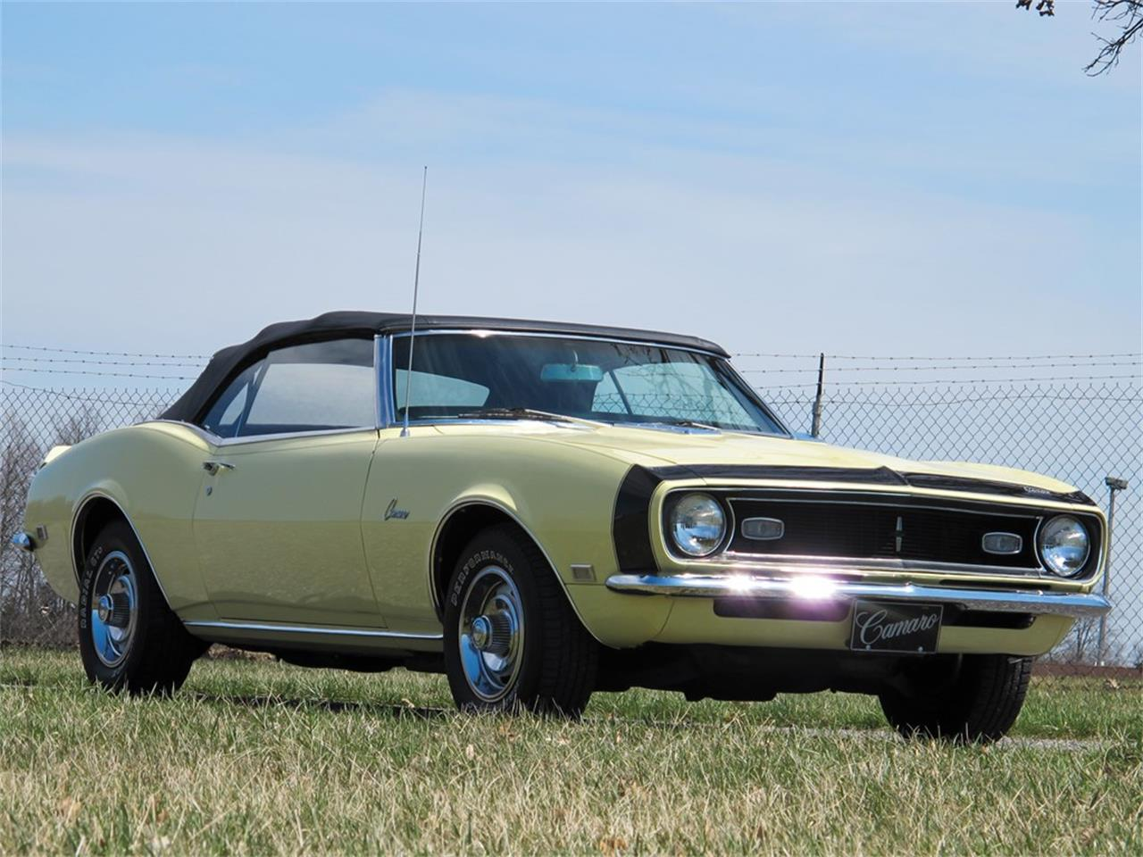 Large Picture of '68 Camaro - Q168