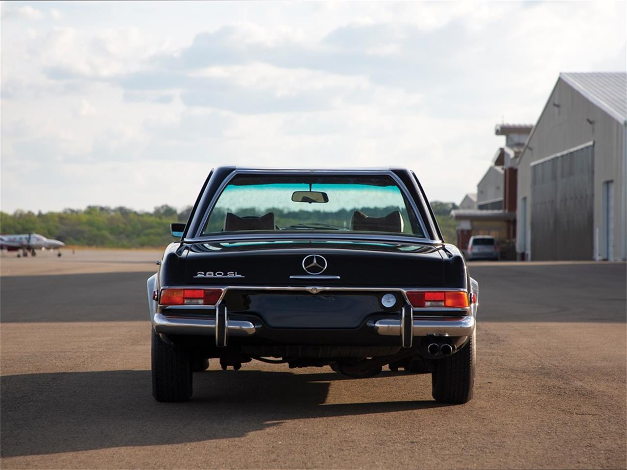Large Picture of Classic 1971 280SL Auction Vehicle - Q16H