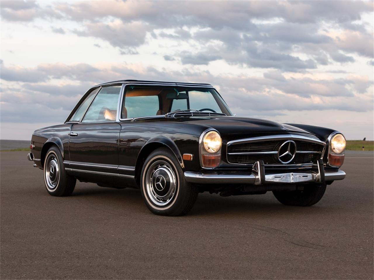 Large Picture of 1971 280SL - Q16H