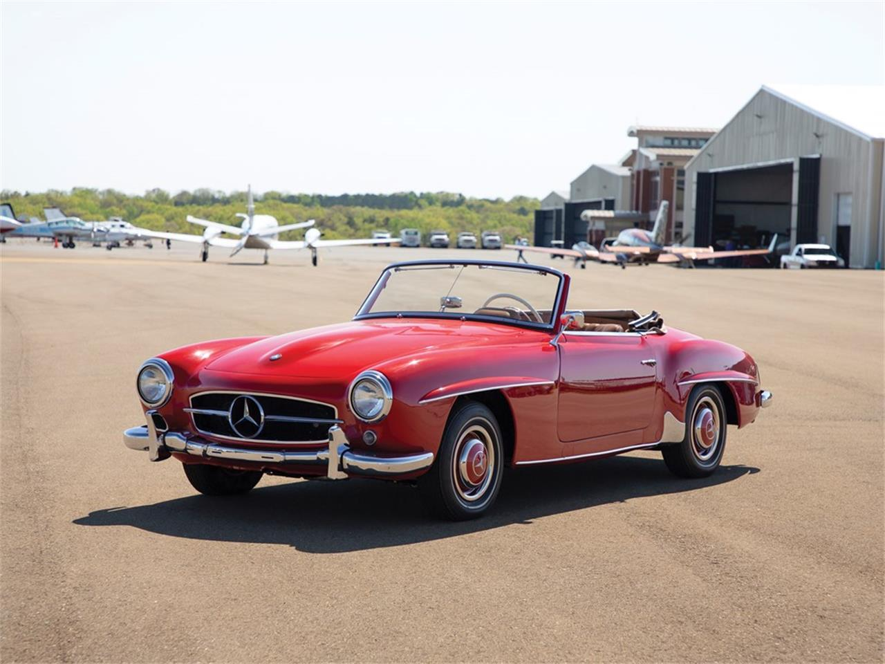 Large Picture of '57 190SL - Q16I