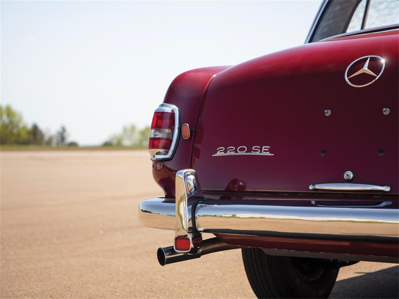 Large Picture of '59 220SE - Q16N