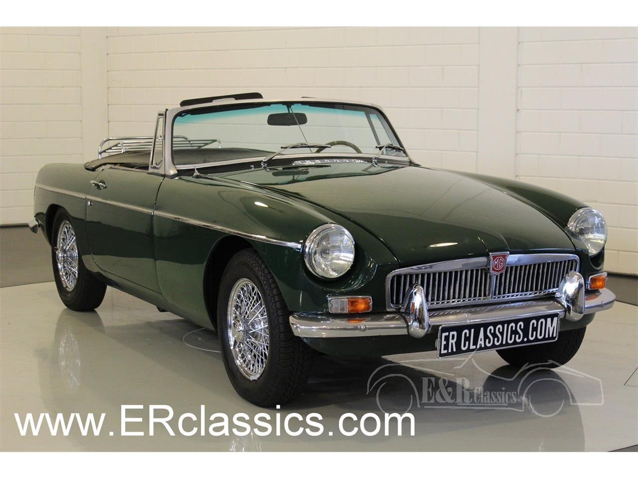 Large Picture of 1964 MG MGB Offered by E & R Classics - Q178