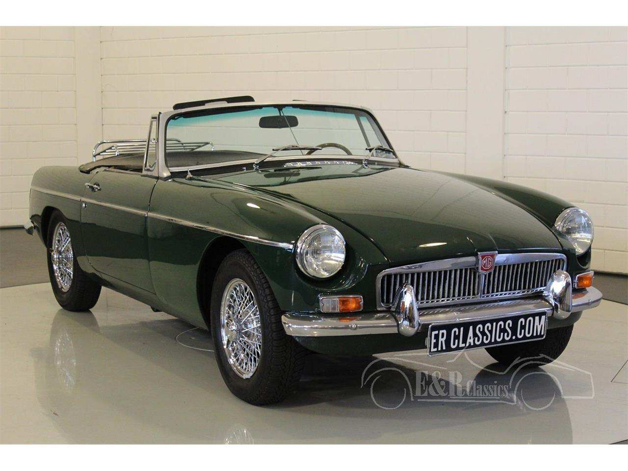 Large Picture of Classic '64 MG MGB - $27,950.00 Offered by E & R Classics - Q178