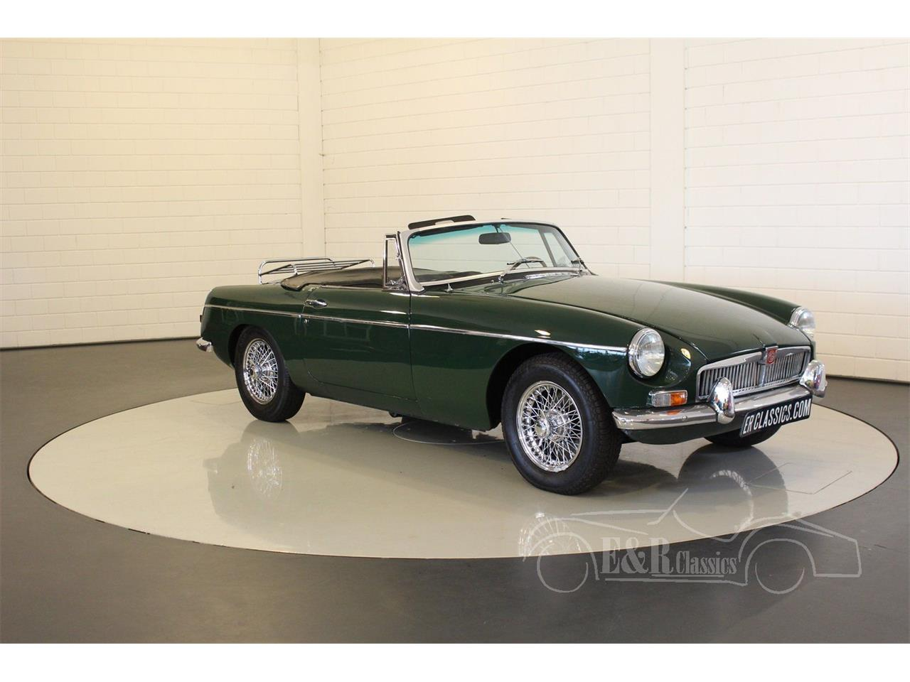 Large Picture of Classic 1964 MG MGB - Q178