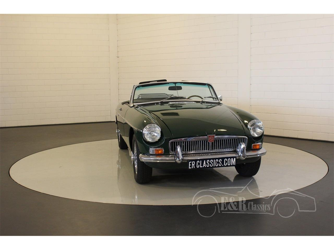 Large Picture of '64 MG MGB - Q178