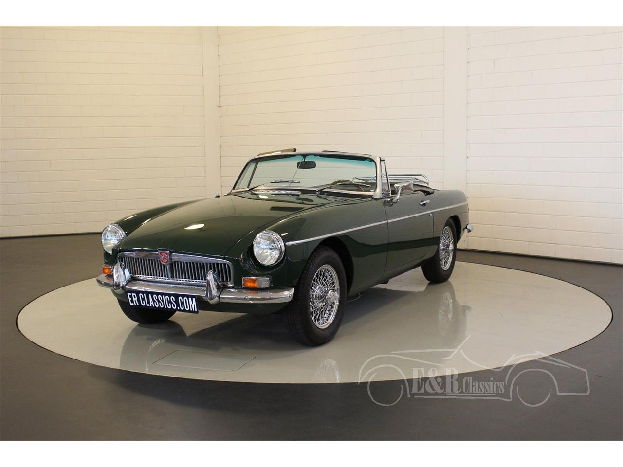 Large Picture of 1964 MG MGB located in Waalwijk noord brabant - $27,950.00 Offered by E & R Classics - Q178