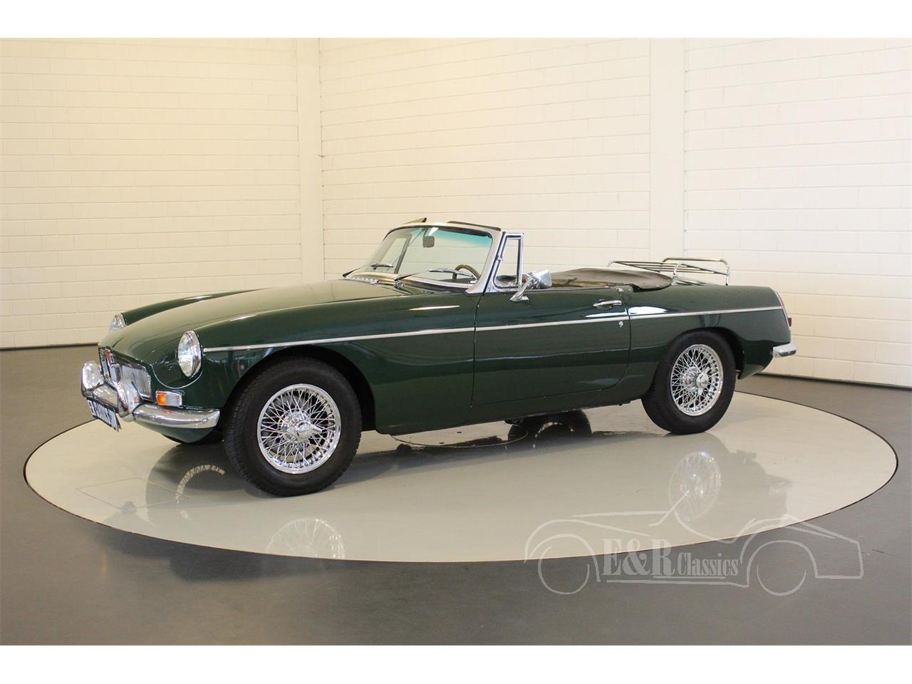 Large Picture of Classic '64 MG MGB located in noord brabant Offered by E & R Classics - Q178