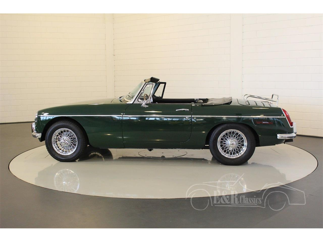 Large Picture of Classic '64 MGB located in noord brabant Offered by E & R Classics - Q178