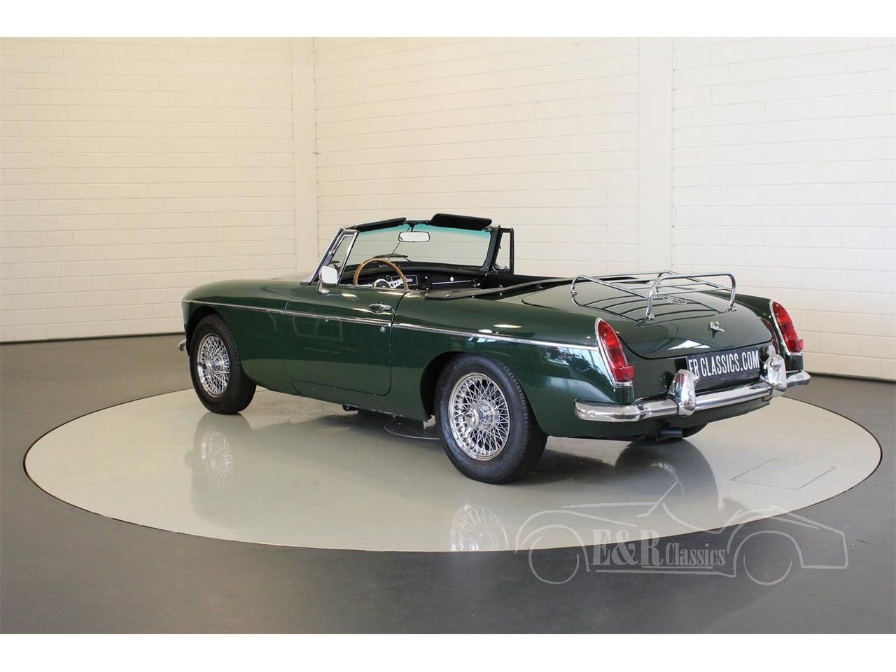 Large Picture of Classic '64 MGB located in Waalwijk noord brabant - Q178