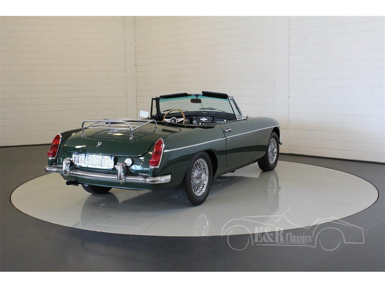 Large Picture of Classic 1964 MGB located in noord brabant - Q178