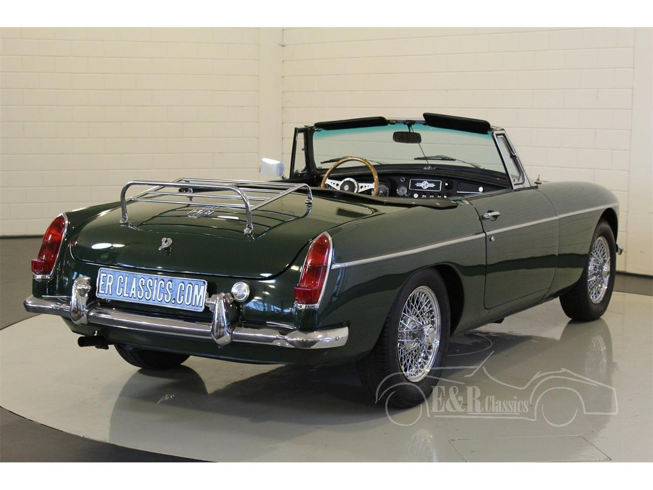 Large Picture of Classic 1964 MG MGB located in noord brabant - $27,950.00 Offered by E & R Classics - Q178