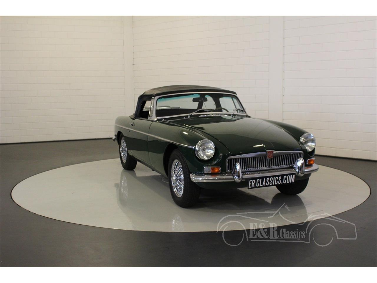Large Picture of '64 MG MGB located in Waalwijk noord brabant - Q178