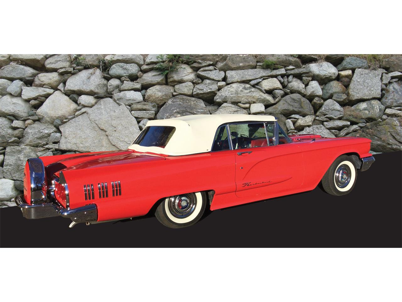 Large Picture of '60 Thunderbird - PXZY