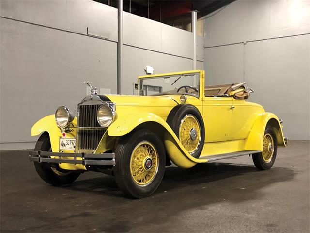 1929 Packard Standard Eight