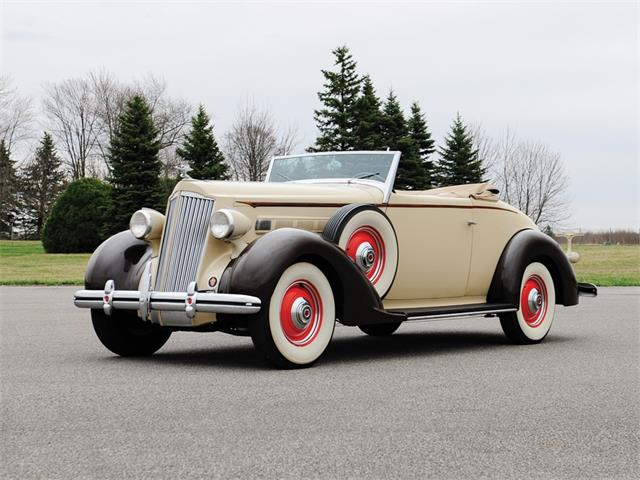 Picture of 1936 120 located in Auburn Indiana Auction Vehicle Offered by  - Q18G