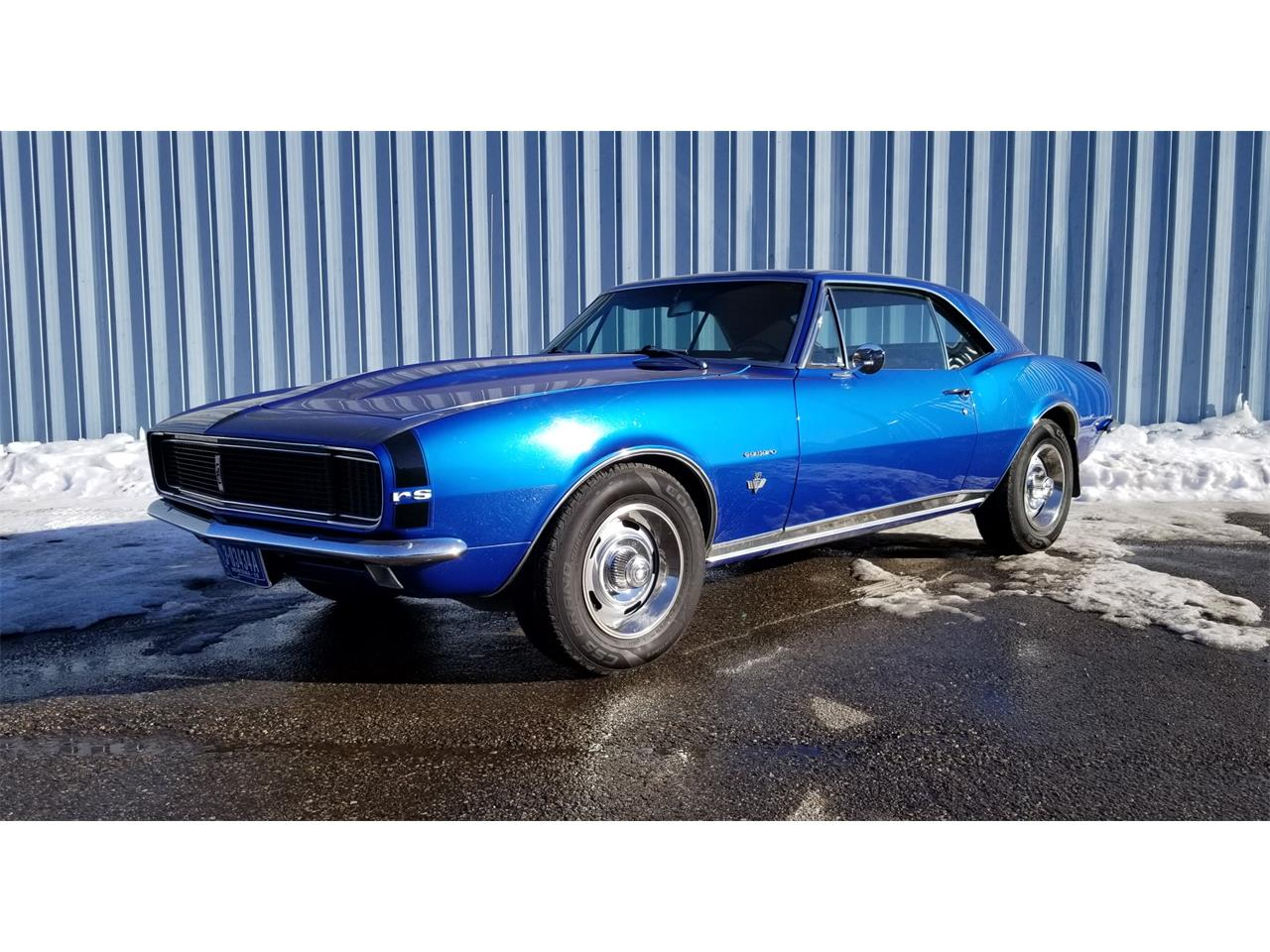 Large Picture of '67 Camaro RS Auction Vehicle - PY02