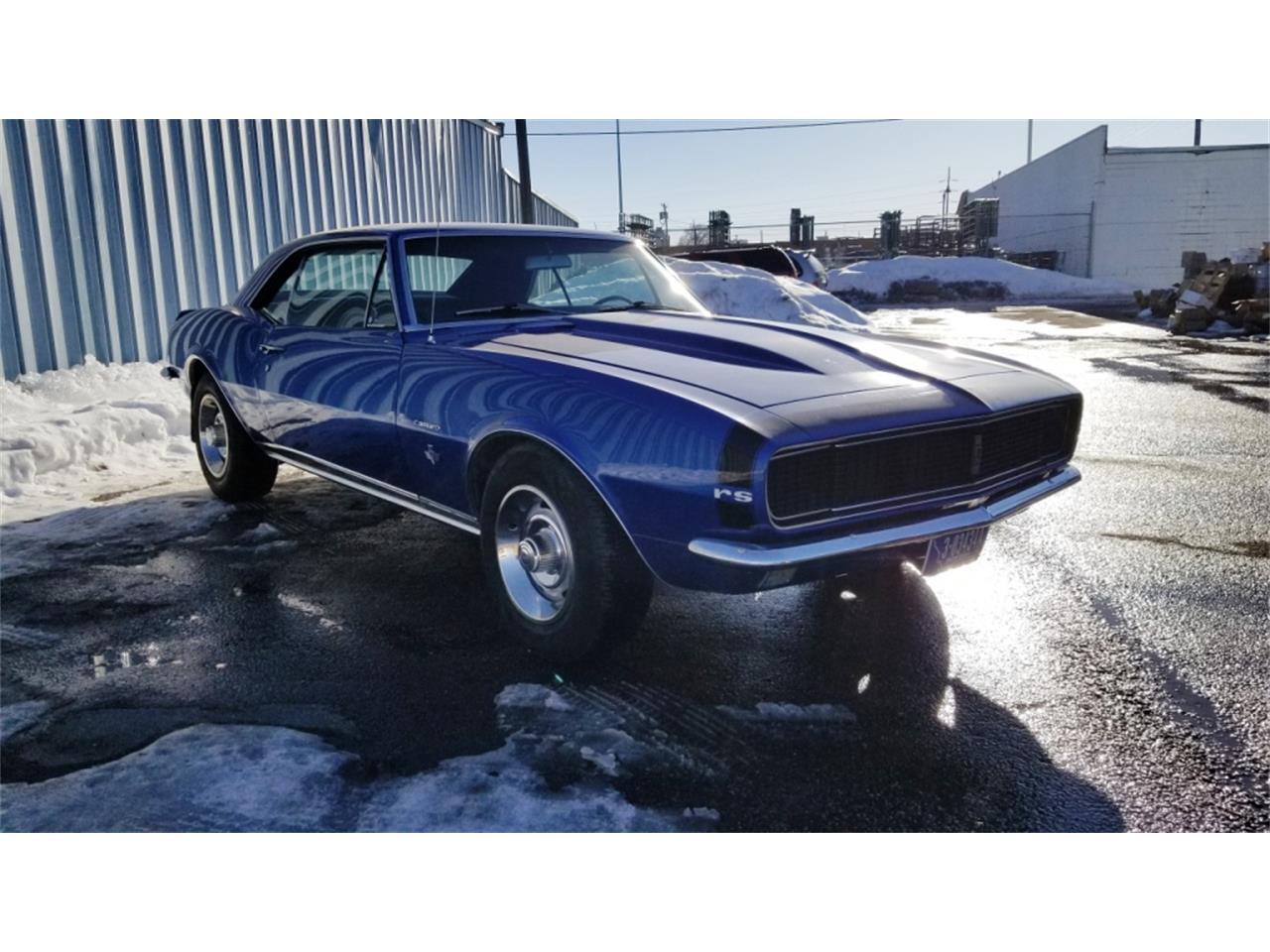 Large Picture of '67 Chevrolet Camaro RS Auction Vehicle Offered by Classic Car Auction Group - PY02
