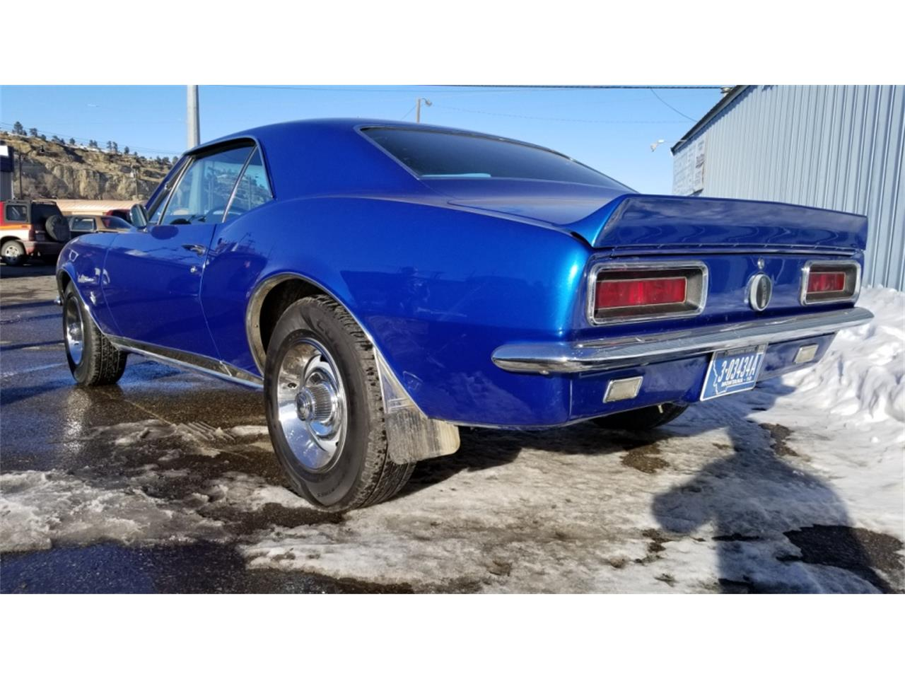 Large Picture of Classic 1967 Chevrolet Camaro RS located in Montana Auction Vehicle - PY02