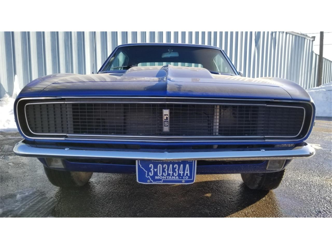 Large Picture of '67 Camaro RS located in Billings Montana - PY02