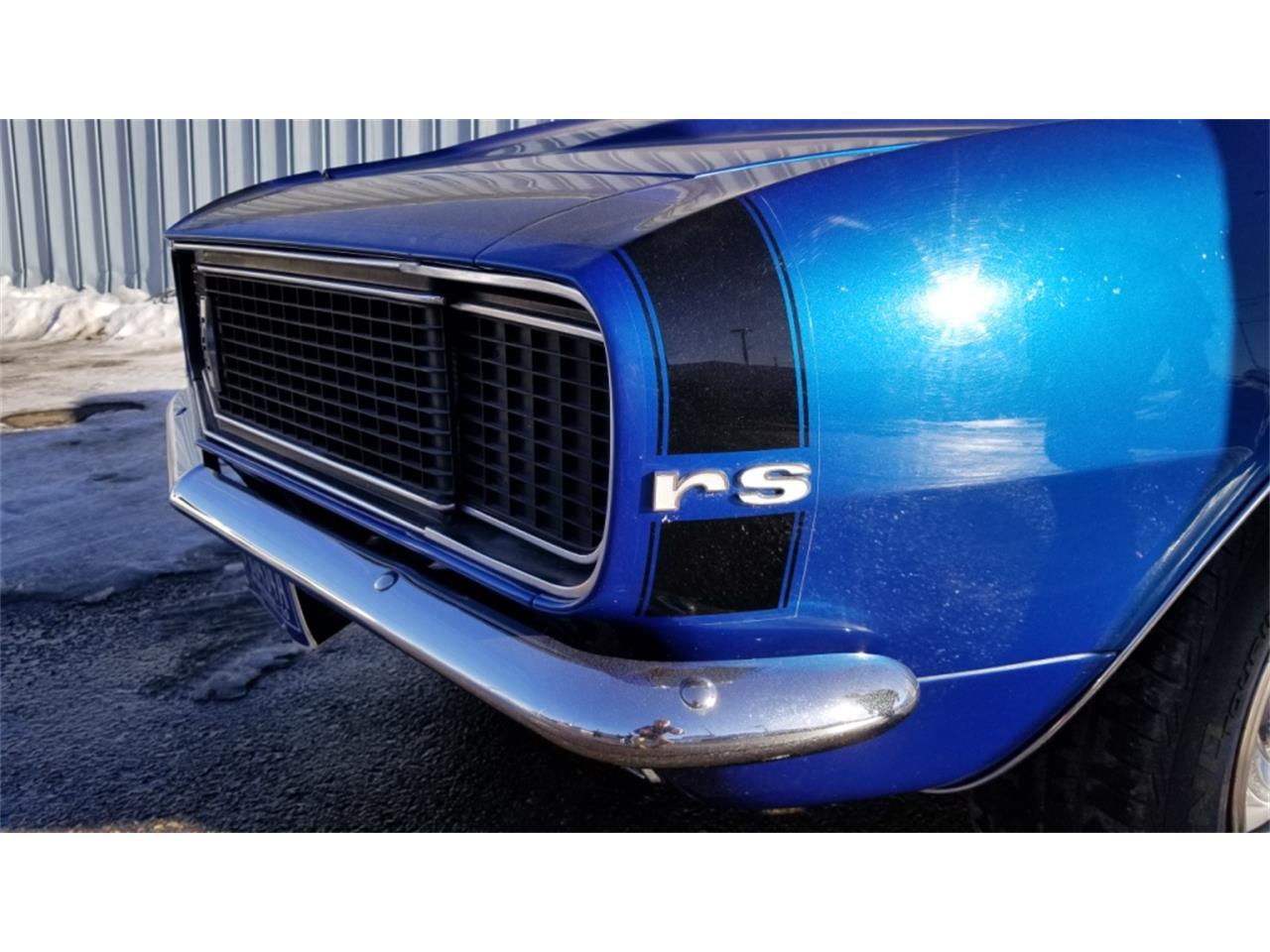 Large Picture of 1967 Camaro RS - PY02