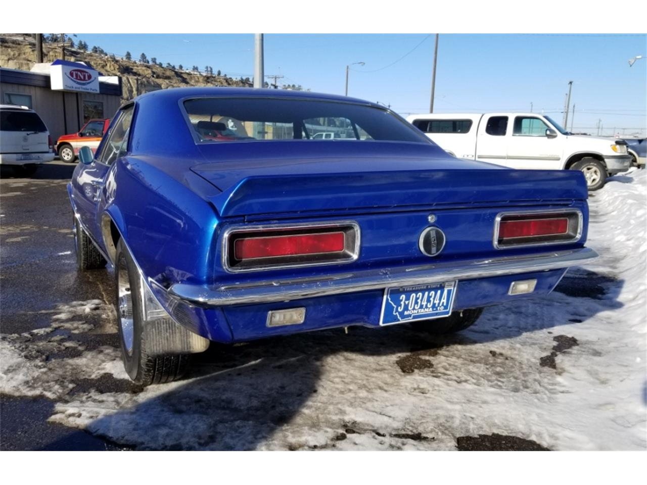 Large Picture of '67 Chevrolet Camaro RS Offered by Classic Car Auction Group - PY02