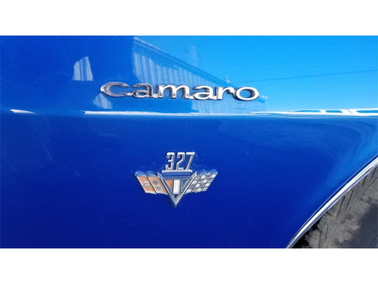 Large Picture of '67 Chevrolet Camaro RS - PY02
