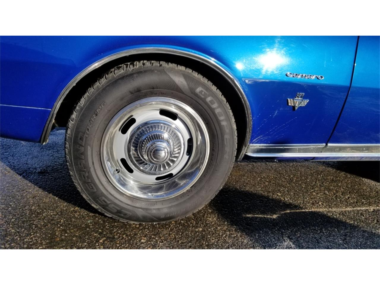 Large Picture of 1967 Camaro RS located in Billings Montana Offered by Classic Car Auction Group - PY02