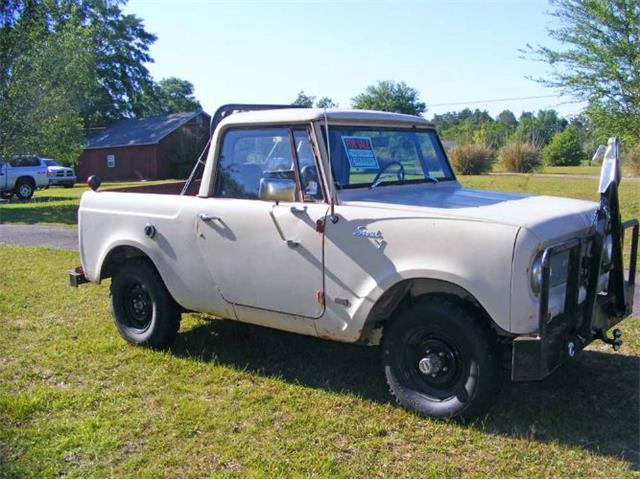 Picture of Classic '66 Scout - Q18R