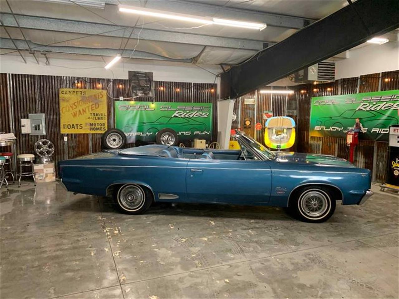 Large Picture of '67 Rambler Rebel located in Redmond Oregon - Q18S